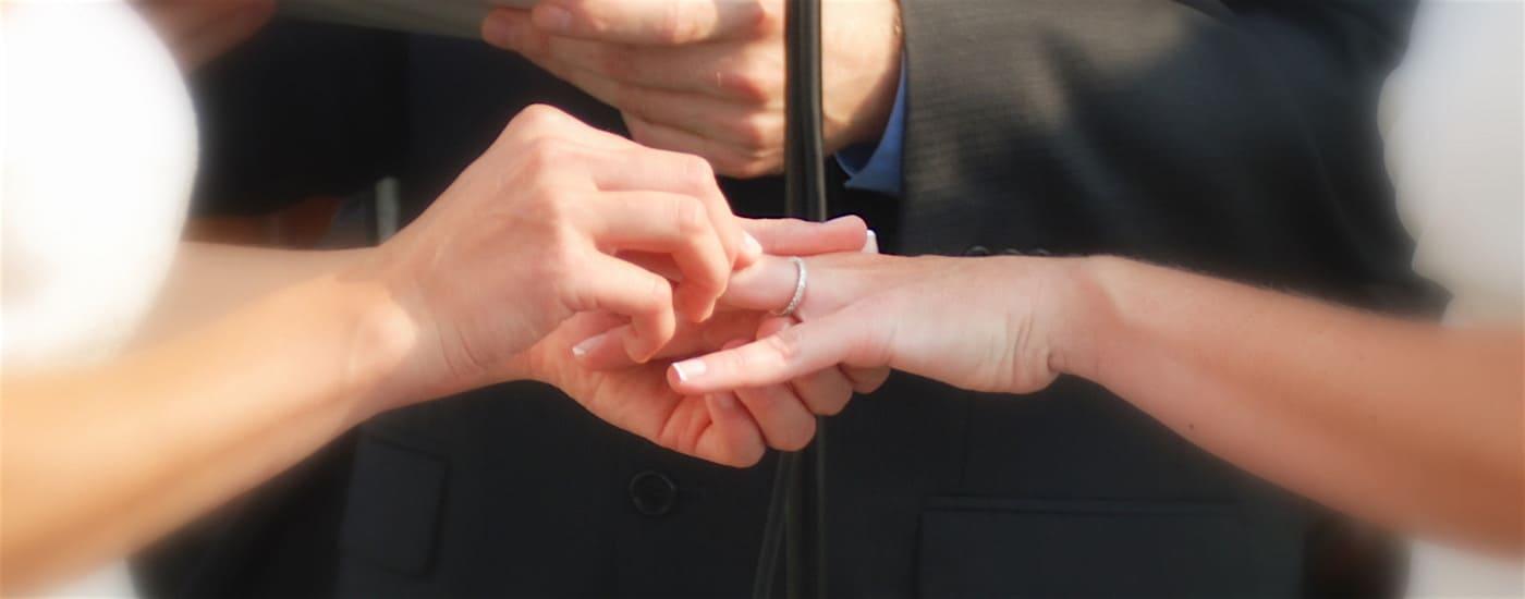 Frauen heiraten